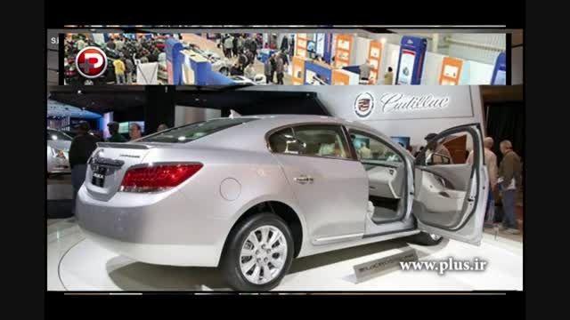تصاویر جالب از بانوان مدلینگ کنار محصولات ایران خودرو!
