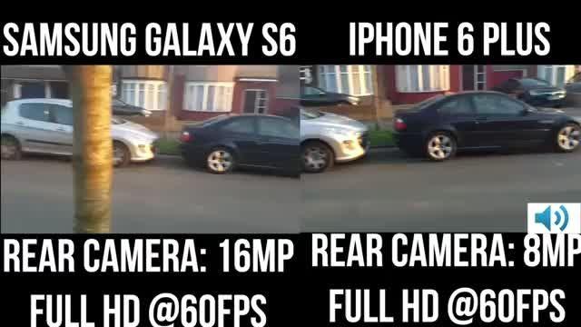 Samsung Galaxy S6 vs iPhone 6 Plus_ Camera Comparison