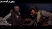 قسمتی از فیلم For a Few Dollars More 1965 به خاطر چند دلار بیشتر با دوبله فارسی