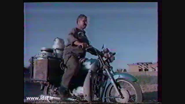 لبنیات،تولید شیر بامجری ناشنوا آقای استاد محسن موسوی