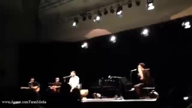 سامی یوسف- اجرای آهنگ Fire در کنسرت هلسینکی فنلاند 2015
