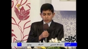 بخشی از تلاوت سید طاها حسینی در فینال اسراء