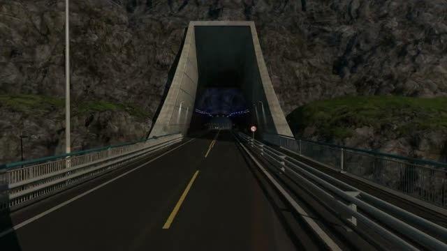 تریلر DLC اسکاندیناوی بازی EuroTruckSimulator2