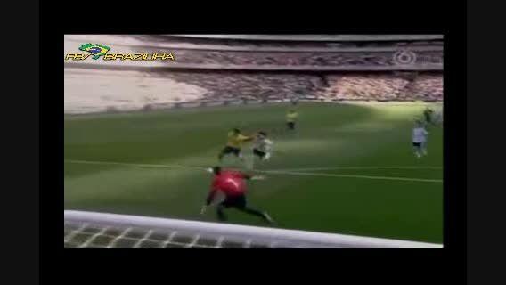 گلها و دریبل های بازیکنان برزیلی در برابر آرژانتین
