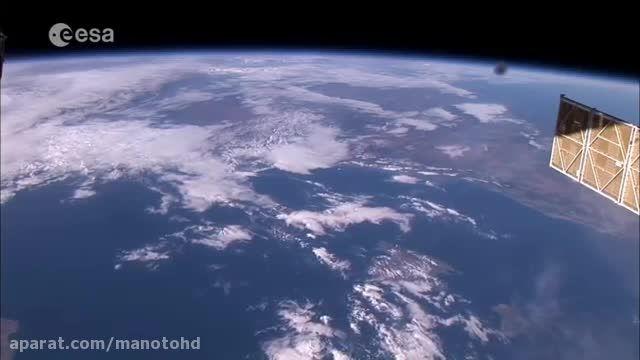تماشا سیاره زمین از فضا 4K Ultra HD