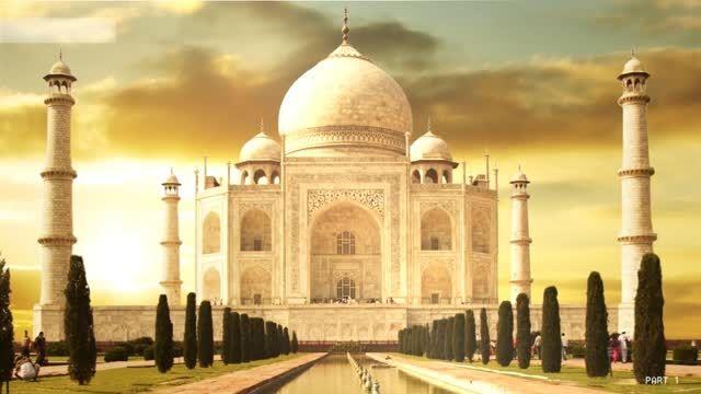 Taj Mahal تاج محل