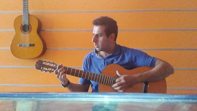 اجرای آهنگ پیچک ابی