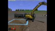 بیل مکانیکی -بازی بیل مکانیکی