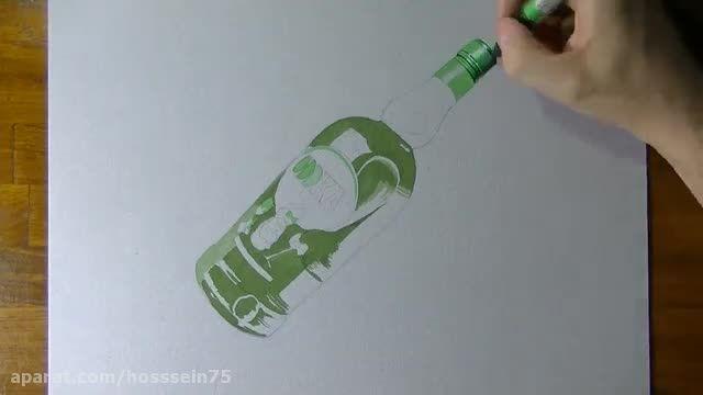 نقاشی سه بعدی شگفت انگیز-فیلم دوم