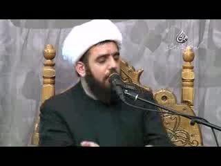 حجت الاسلام خوش بیان - شب اول قبر