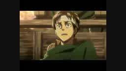انیمیشن سریالی حمله به تایتان ها قسمت بیست ودوم فصل اول
