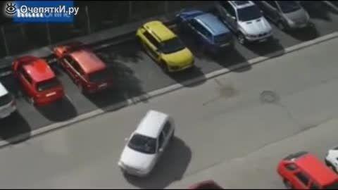 پارک اتومبیل خانمها