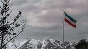 تایم لپس پرچم ایران