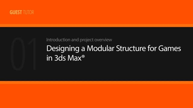 Digital Tutors - Designing a Modular Structure for Game