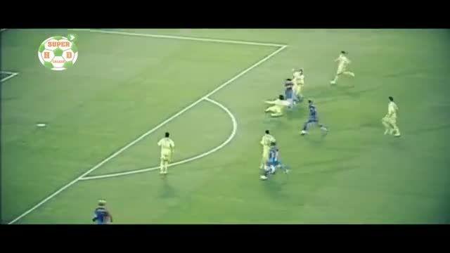 6 حرکت و گل برتر لئو مسی 2007/15