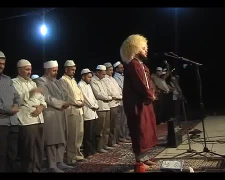 برادران ترکمن اهل سنت-نماز تراویح