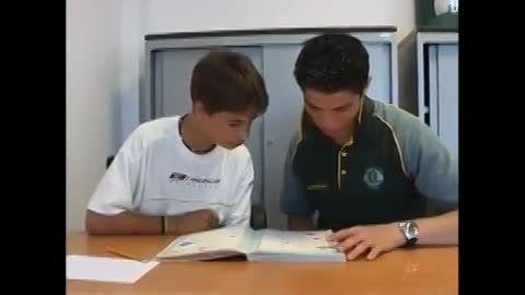 کریستیانو رونالدو قبل از آمدن به رئال مادرید