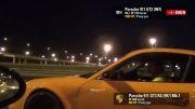 درگ ریس Porsche 9ff 911 GT2 ,9ff 911 GT2,Nissan GT-R DT1200-RوGallardo UGR