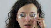 جدیدترین مدل های آرایش سایه چشم عروس www.ra20.ir