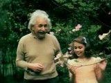 ویدئوی دیده نشده از آلبرت اینشتین