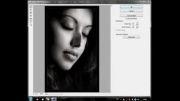 آموزش کوچک کردن بینی و رنگی کردن عکس، فتوشاپ