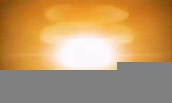 انفجار بمب اتم چگونه است؟