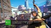 تیزر تبلیغاتی ایکس باکس مایکروسافت برای گیمزکام 2014
