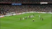 گل ضربه کاشته فوق العاده دیدنی مــســـی به رئال مادرید!!(2012)