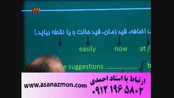 تدریس تکنیکی زبان انگلیسی، براحتی زبانو یاد بگیریم 4