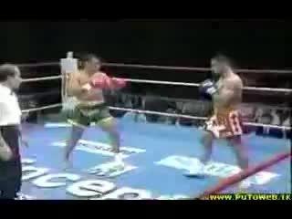 مبارزه اَندی هوگ و فرانسیسکو فیلهو 1997