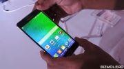 Samsung Galaxy Alpha _Bend test