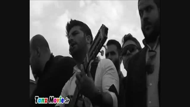 اجرای خیابانی مجید خراطها به مناسبت عید نوروز 94