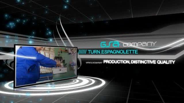 شرکت GSA اولین تولید کننده یراق آلات در و پنجره دوجداره