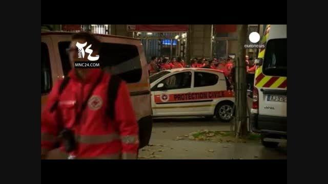روایت یک شاهد عینی از حادثه خونین پاریس
