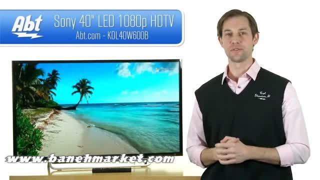 خرید تلویزیون براویا سونی w600 ازبانه مارکت