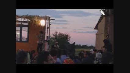 رقص مردان با دامن در جشنواره اقوام ایران زمین گلستان !؟