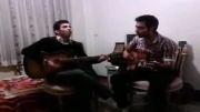 آهنگ خواب ستاره ...اجرا : مهدی رضیئی و شهاب صدیقی