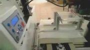 دستگاه تولید فیلتر هوا با میز cnc