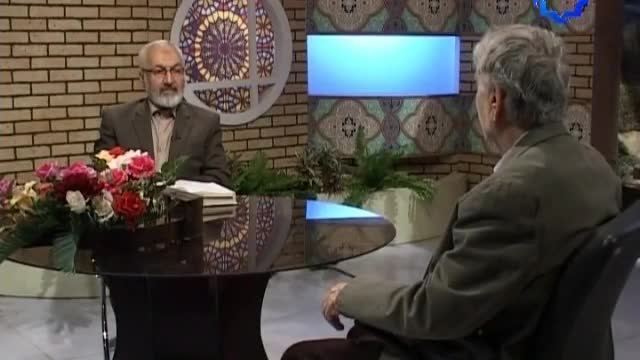 برنامه معرفت - فیاض لاهیجی - 8 خرداد 1394
