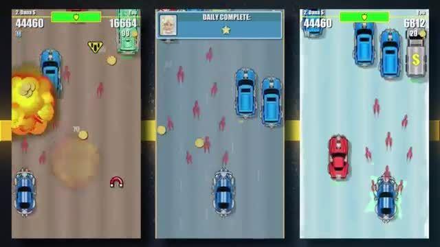 ویدئو اپلیکیشن Road Riot