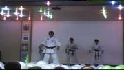 دفاع شخصی کیوکوشین(سن سی اشکان سپهری مقدم)