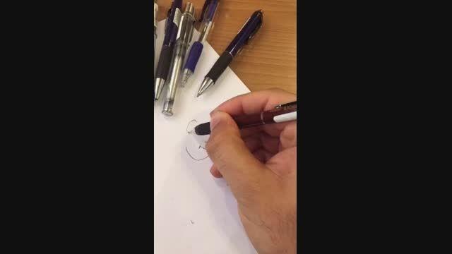 نقاشی با محصولات پناک ارسال از کرج
