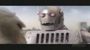 هیولا + ربات = ماشین !!!!!!!
