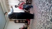 رقص بابا بزرگ مامانی