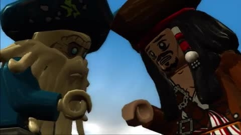 lego pirates of the caribbean 2
