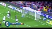 10 گل برتر و زیبای بارسلونا - فصل 2012 2013