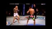 برترین ناک اوت های UFC - شماره 2