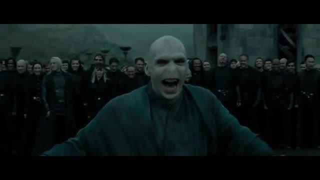 هرى پاتر، مرده!!