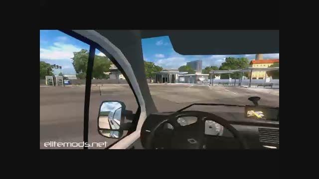 الیت مدز - Renault Master Furgon L2H2