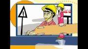 اشنائی بانحوه سناریوی نویسی مانورتیم امداد ونجات در مدرسه-رح